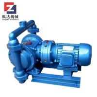 纵达供应不锈钢电动隔膜自吸泵
