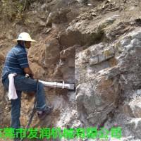 海南三亚道路抢险全自动岩石分裂机直接供应厂家