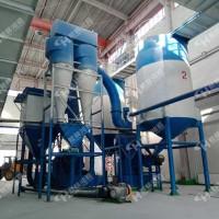 高效粉磨机成都雷蒙粉磨机HCQ改进型磨粉机
