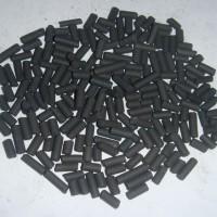 河北津西钢铁公司  柱状活性炭    杂质少、