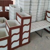户外花箱,PVC户外木塑花箱,郑州户外木塑花箱批发