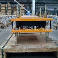 衡水博利生产厂家 HDR高阻尼隔震橡胶支座