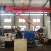 陕西钢构环保焊接配套焊接吸尘臂360°旋转臂货源厂家