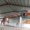 山西金属加工设备环保焊接配套焊接吸尘臂用于金属加工做配套批发