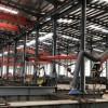陕西钢构环保焊接配套焊接吸尘臂360°旋转臂来图定制