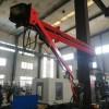 山东H型钢环保焊接配套焊接吸尘臂适用H型钢做配套厂家促销