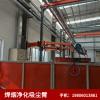 辽宁自动化设备焊接配套焊接吸尘臂适用自动化设备做配套旋转灵活