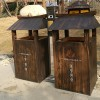 西安不锈钢垃圾桶生产厂家-西安超实惠的北京垃圾桶出售