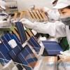 上海可靠的组件回收_废电池板回收