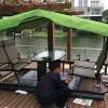 上海边柱伞-边柱伞公司哪里有