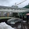 边柱伞供应商 上海市专业的边柱伞公司