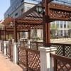 克拉玛依防腐木花架安装-在哪里能买到新型新疆防腐木花架