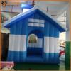厂家供应直销定制仿真充气模型小屋商业户外活动推广一件代发_哪里能买到4米睡眠屋