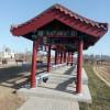 和田防腐木花架加工-哪里能买到质量好的新疆防腐木花架长廊