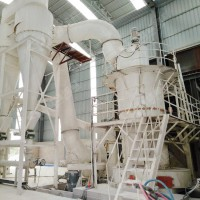 桂林雷蒙机磨灰钙的机械新型纵摆磨粉机
