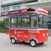 潍坊流动四轮快餐车-美食车上哪买比较好