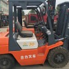 15吨二手叉车价格|青州升旺工程机械_质量好的二手叉车提供商