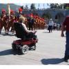法国悍马无障碍爬楼轮椅-推荐法国悍马H8电动爬楼轮椅【荐】