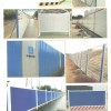 彩钢板围墙厂家推荐-专业生产安装彩钢板围墙
