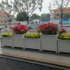 江苏道路花箱隔离栏批发-南宏园林绿化工程销量好的花箱护栏供应