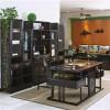 红木办公桌哪有卖-力荐博美红木家具销量好的红木办公桌