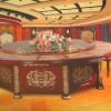 酒泉电动餐桌_价格适中的电动餐桌推荐给你