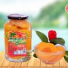 黄桃小罐头-潍坊划算的黄桃罐头批售