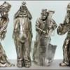 长沙泡沫雕塑-行胜雕塑专业供应不锈钢雕塑