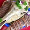 中国驴肉厂商-贵州哪里供应的宏伟富康驴头品质好