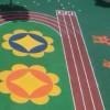 阜阳塑胶球场厂家-透气型跑道施工当选绿晨体育设施