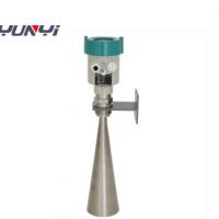 雷达水位计原理、特点、应用