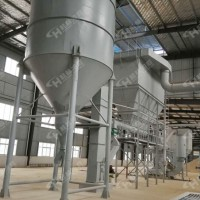 莒县辉绿岩加工厂磨矿制粉设备5R矿石雷蒙磨
