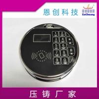 电子锁按键板锌合金压铸产品精密制造厂家东莞恩创厂家实力供应