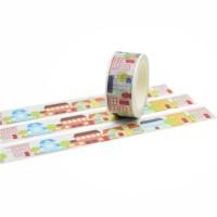 来图定制小清新风格普通印刷彩色手帐胶带