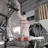 重钙325目磨粉机 桂林鸿程HC1500纵摆磨粉机