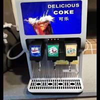 厂家直销可乐机+果汁饮料机+西餐厅饮料设备