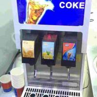 现调汉堡店可乐机厂家百事可乐机可口可乐机安装