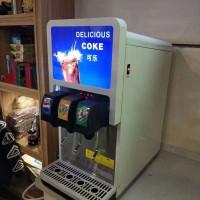 三阀免安装可乐机可乐机厂家百事可乐机安装