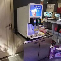 现调饮料可乐机汉堡店可乐机碳酸饮料可乐机可乐糖浆