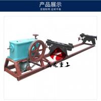 选矿摇床厂家水洗分选砂金设备铜米摇床大槽钢6S摇床