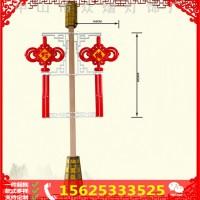 led发光中国结  led发光灯笼 led灯杆造型灯