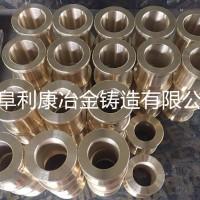 铜套厂家讲述铜套制作对原材料的要求