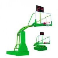 重庆室内外液压篮球架