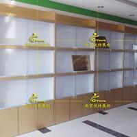 南京办公室展柜 单位荣誉柜制作