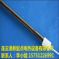 半镀金碳纤维石英灯管——超高的红外线热能反射辐射高
