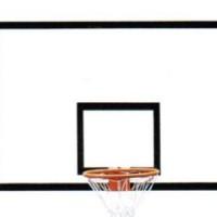 成都室内外钢化玻璃篮板