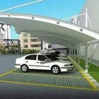 随州充电站设计 汉泰张拉膜加工 随州充电站膜结构充电桩