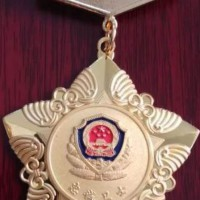 咸阳退伍纯银纪念章磨具制作厂家