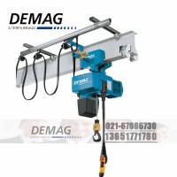 德国德马格-10T德马格电动葫芦-设计构造