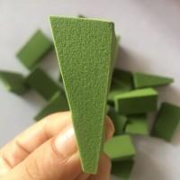 小三角海绵粉扑化妆棉干湿两用 便携化妆工具厂家热销